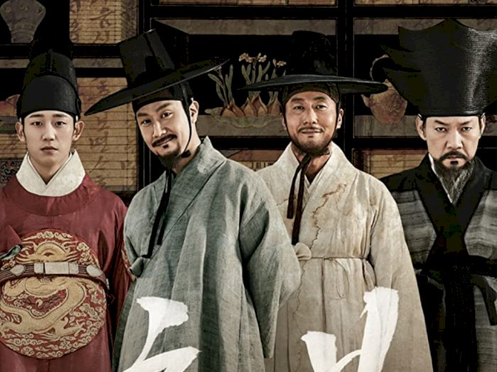 """Sinopsis """"Heung-boo: The Revolutionist (2018)"""" - Kisah Penulis Novel Populer di Era Joseon"""