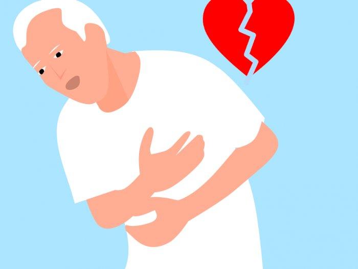 Warna Lidah Berubah Bisa Jadi Tanda Peringatan Serangan Jantung