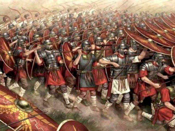 Pengaruh Besar Pasukan 'Legiun Romawi', Alat Utama Kesuksesan Romawi Kuno