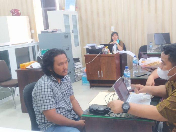 Sempat Mangkir, Pelaku Pencemaran Nama Baik Anggota DPRD Sumut Akhirnya Jalani Pemeriksaan