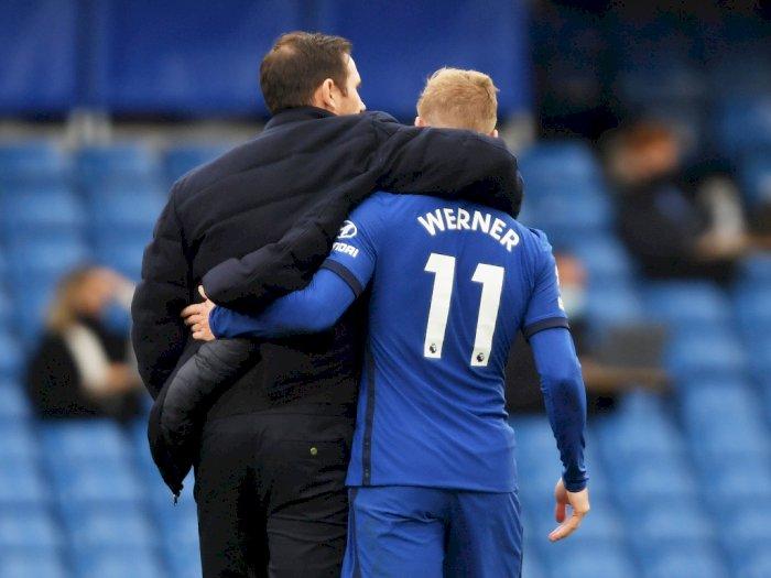 Mantan Bos RB Leipzig: Timo Werner Butuh Waktu di Chelsea
