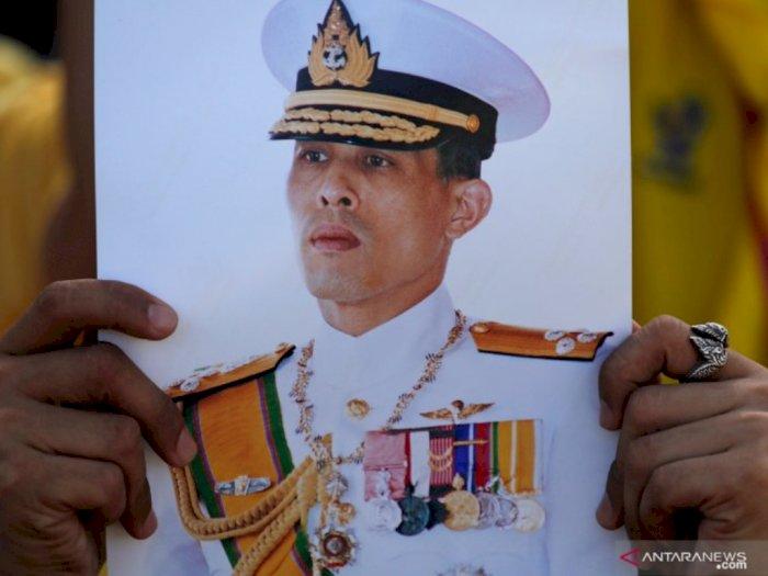Punya Harta Rp632 Triliun, Raja Thailand Jadi Raja Terkaya  di Dunia