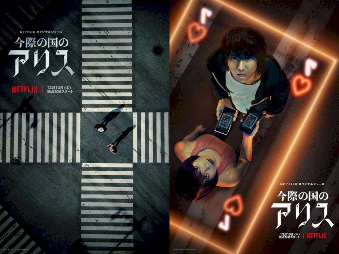 Mulai 10 Desember, Serial Jepang Alice in Borderland Tayang di Netflix