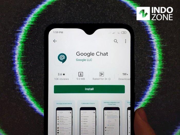 Aplikasi Google Chat Bakal Digratiskan Mulai Tahun 2021 Nanti!