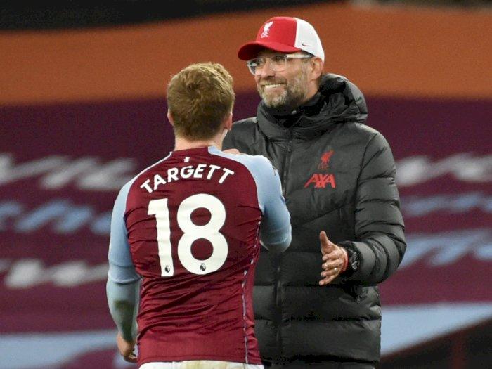 Saat Liverpool Kalah Atas Aston Villa 7-2, Klopp Kirim Pesan Yang Panjang ke Pemain
