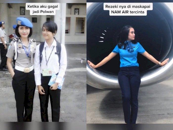 Meski Kerap Kali Gagal, Wanita ini Tetap Semangat Berjuang Demi Impiannya, Netizen Kagum