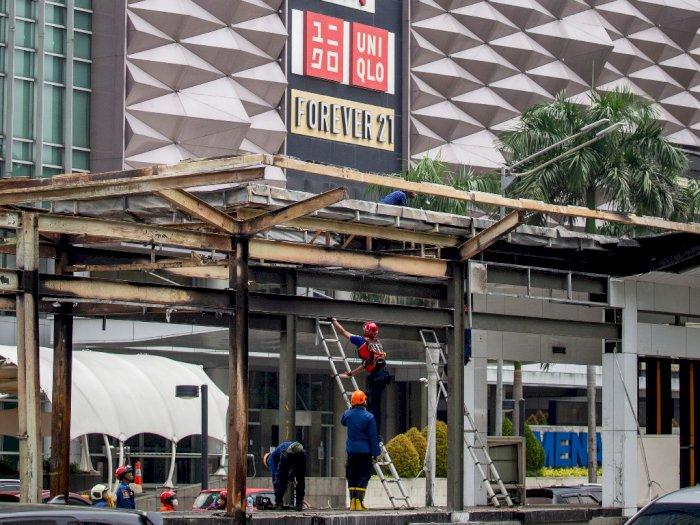 Terkait Hoaks Penjarahan Thamrin City, Polda Metro Jaya: Kami Akan Cari Pembuatannya
