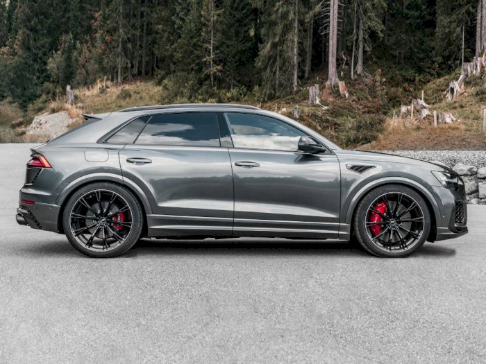Mobil Audi RS Q8 Hasil Modifikasi Ini Punya Tenaga Seperti Lamborghini Urus