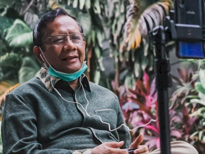 Mahfud MD: Aksi Demo UU Cipta Kerja Masih akan Terjadi Beberapa Hari ke Depan