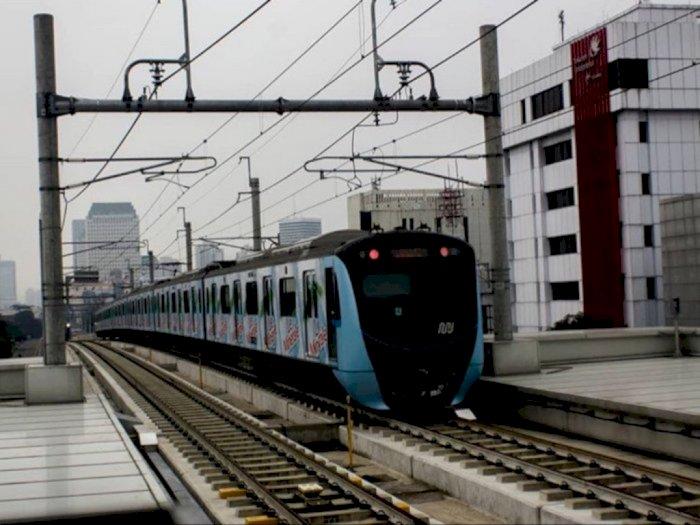 Tingkatkan Jumlah Penumpang, MRT Sediakan Fasilitas untuk Pesepeda