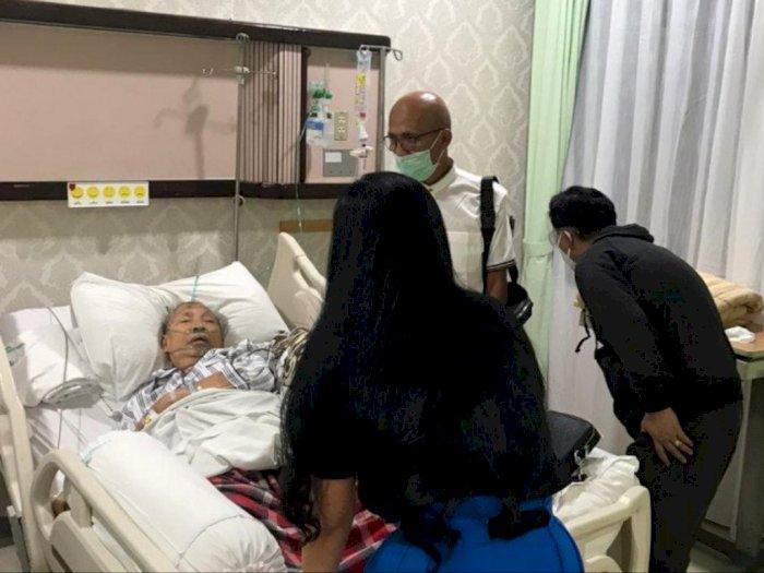 Wapres ke-9 RI Hamzah Haz Sakit Alami Gangguan Fungsi Organ