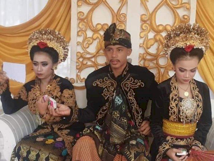 Viral Siswa SMK Lombok Nikahi 2 Wanita Sekaligus, Keduanya Juga Masih Duduk di Bangku SMA