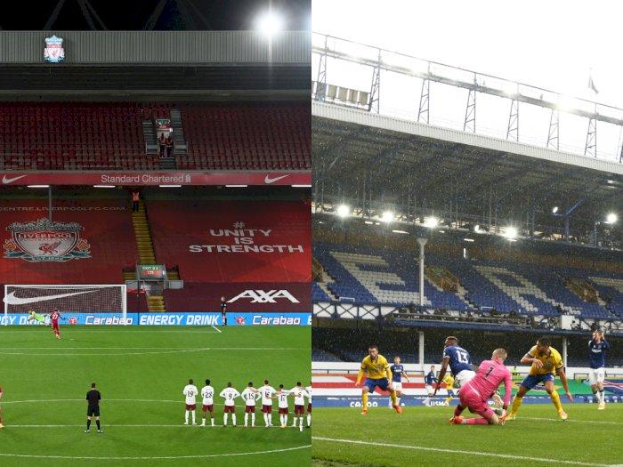 Derby Merseyside Everton vs Liverpool, Seberapa Dekat Goodison Park ke Anfield?