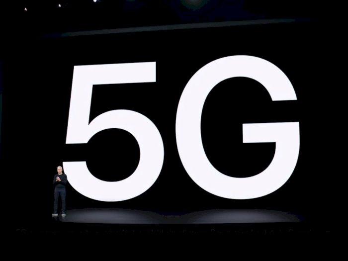 Segini Banyaknya Kata '5G' yang Terucap Pada Apple Event Oktober Kemarin