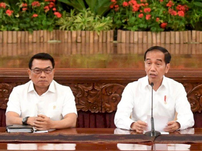 Pilih Jalan Terjal Menanjak, Moeldoko Nilai Jokowi Presiden yang Tidak Takut Ambil Risiko