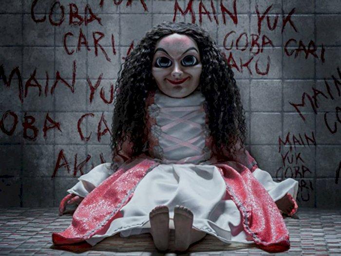 """Sinopsis Film Horor """"Sabrina (2018)"""" - Teror Misterius dari Sebuah Boneka"""