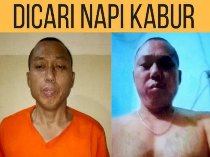 Pelarian Berhenti, Polisi Temukan Cai Changpan Tewas Gantung Diri