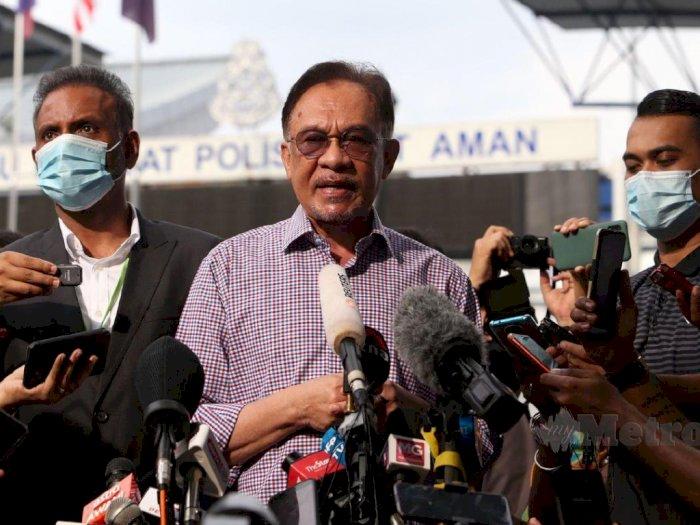 Ngeri, Fitnah Sodomi Anwar Ibrahim Muncul Lagi di Tengah Perebutan Kursi PM Malaysia