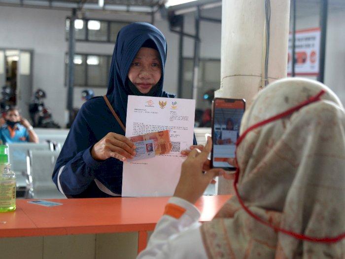 FOTO: Penyaluran Bantuan Sosial Tahap Tujuh di Aceh