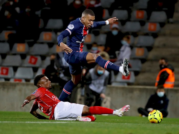 Paris Saint-Germain Kalahkan Nimes dengan Skor 4-0 dalam Laga Pekan ke-7 Liga Prancis