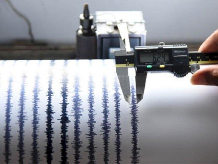 Ada 39 Gempa Bumi di Sumatera Utara dalam Sepekan Terakhir