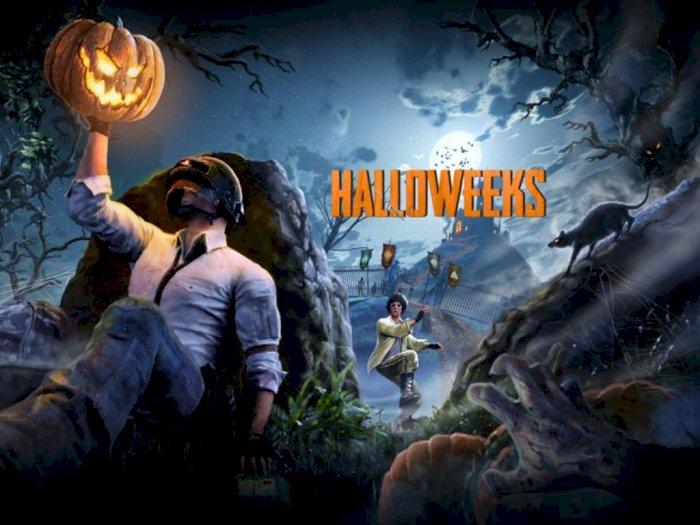 """Memeriahkan Halloween, PUBG Mobile Luncurkan Mode """"Zombie"""""""