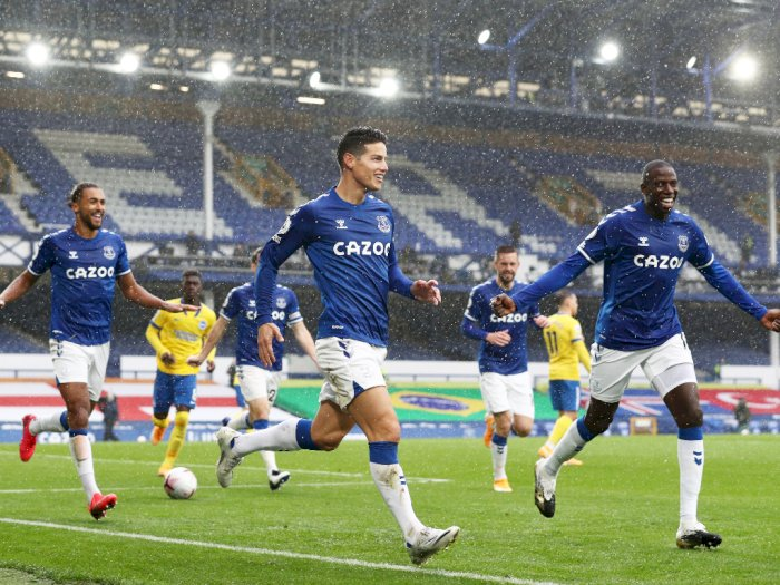 Ambisi Everton yang Dihadang Liverpool Hingga Jadwal Liga Inggris