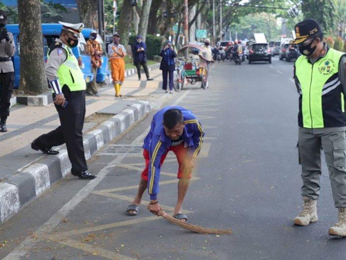 32 Hari Operasi Yustisi di Seluruh Indonesia, Pelanggar Ditahan Ada 15 Kasus