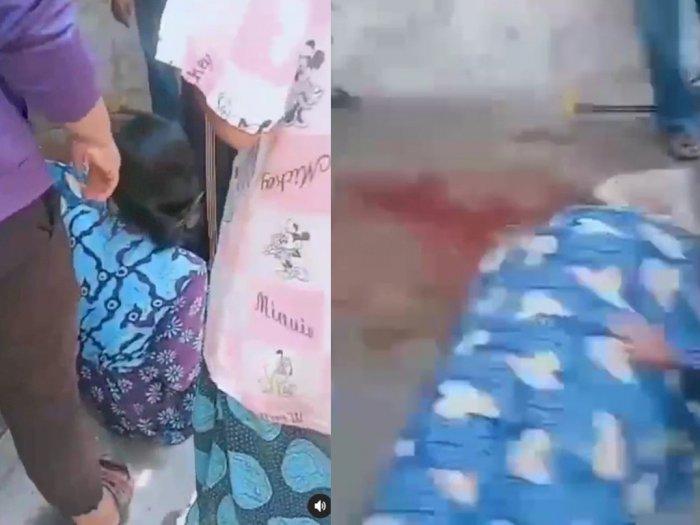 Ayah 3 Anak Tewas Dibacok Tetangga Sebelum Salat Jumat, Cemburu Istri Dekat dengan Korban