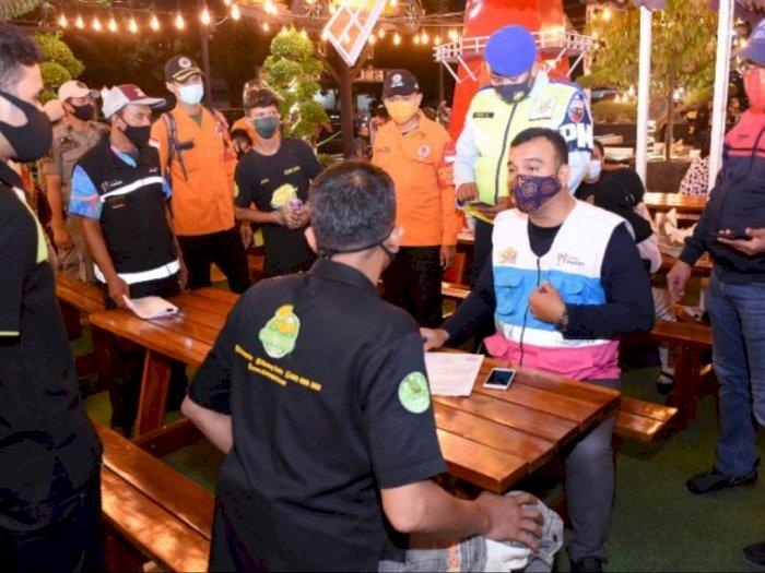 Masih Terus Langgar Prokes, Tempat Hiburan Malam di Capital Building Medan Ditutup Paksa