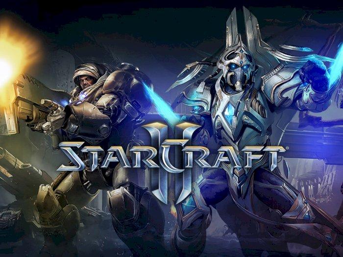 Blizzard Resmi Hentikan Pengembangan Konten Untuk Game Starcraft Ii Indozone Id