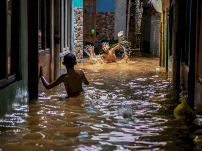 Curah Hujan Tinggi, Pemprov DKI Jakarta Anggarkan Rp5 Triliun untuk Tangani Banjir