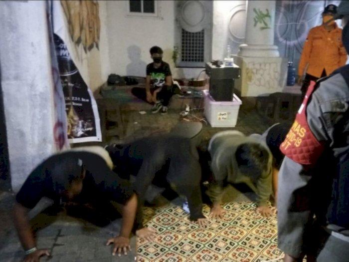 Langgar Prokes, Sejumlah Tempat Keramaian di Medan Disidak Satgas Covid-19 Sumut