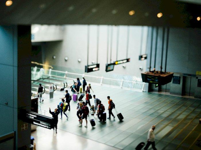 Ratusan Penumpang Terlantar di Bandara Dubai karena Tak Bawa Tiket Pulang Pergi