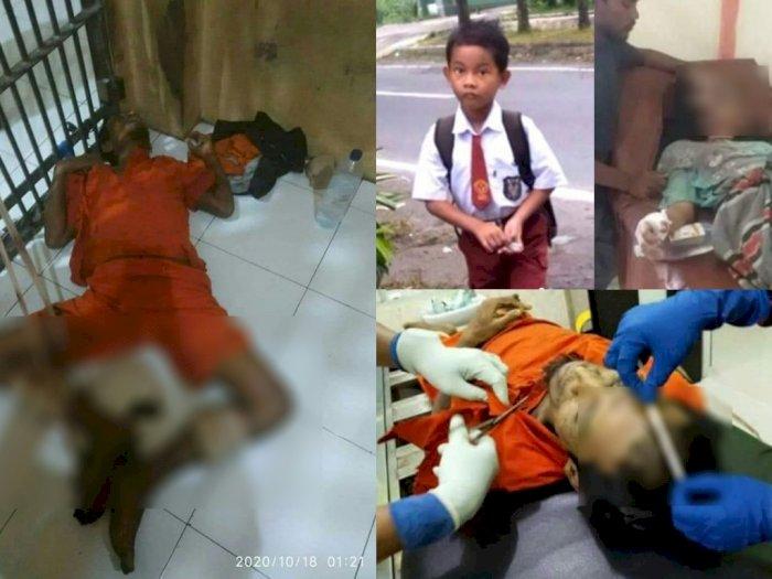 Detik-detik Samsul Tewas di Sel Tahanan, Pemerkosa Sadis yang Tega Bunuh Anak Korbannya