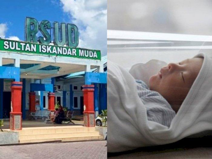 Kasihan! Ibu Positif COVID-19 usai Melahirkan, Bayinya Terpaksa Minum ASI Pakai Botol