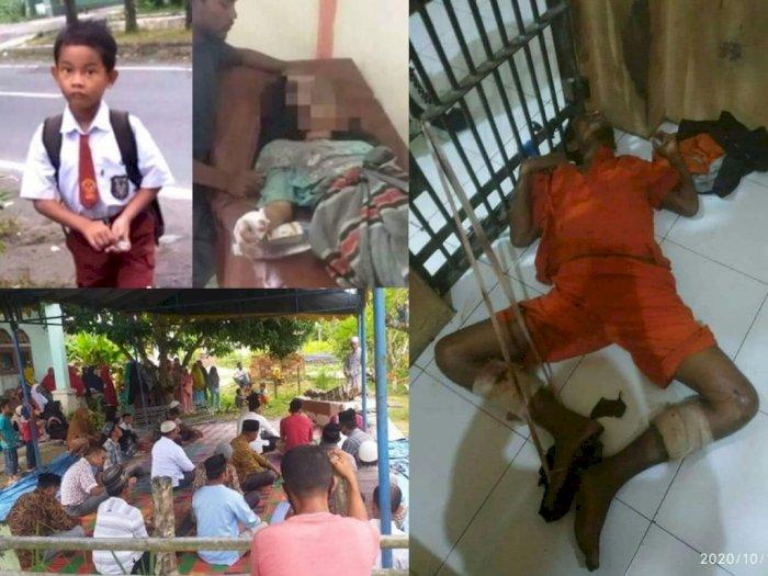 Karma Itu Nyata! Pemerkosa Sekaligus Pembunuh Sadis Meninggal Dalam Sel, Ini Kata Polisi