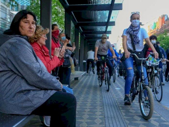 Jumlah Kasus Meningkat, Slovenia Umumkan 30 Hari Darurat COVID-19