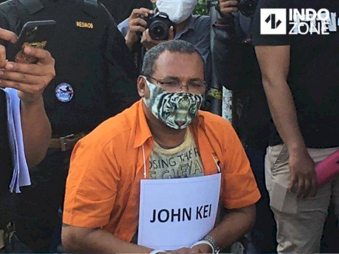 Kasus Segera Disidangkan, Polda Metro Jaya Serahkan John Kei Cs ke Jaksa Hari Ini