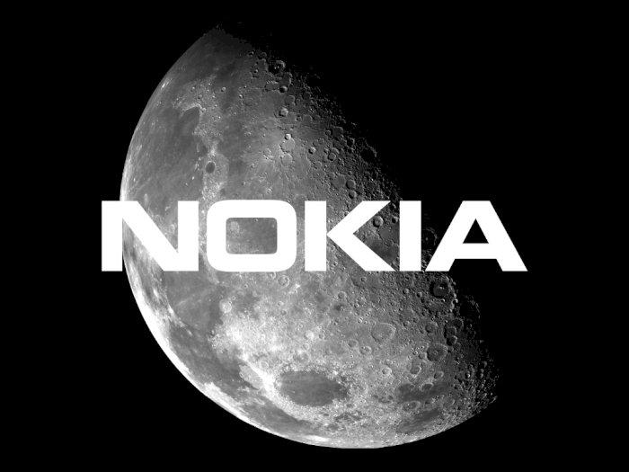 Nokia Menangkan Kontrak untuk Hadirkan Jaringan 4G di Bulan!