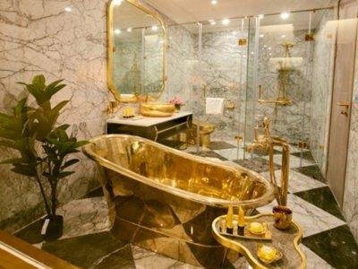Hotel Berlapis Emas di Hanoi Vietnam Siap Sambut Wisatawan Kembali