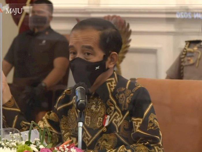 Kasus Aktif dan Kematian Akibat Covid-19 Menurun, Jokowi: Ini Bagus Sekali