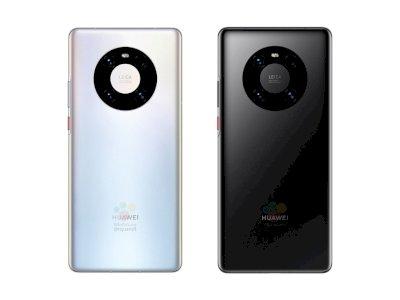 Spesifikasi dan Tampilan Huawei Mate 40 Pro Bocor, Dibekali Kirin 9000 SoC!