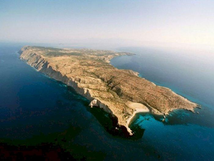 Pulau Kecil Yunani 'Gavdos', Pulau Misterius yang Ada dalam Mitologi Yunani