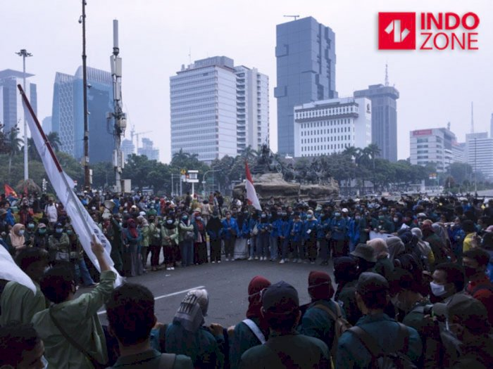 Demo Omnibus Law Lagi di Jakarta Besok, Polisi Tetap Tak Keluarkan Izin