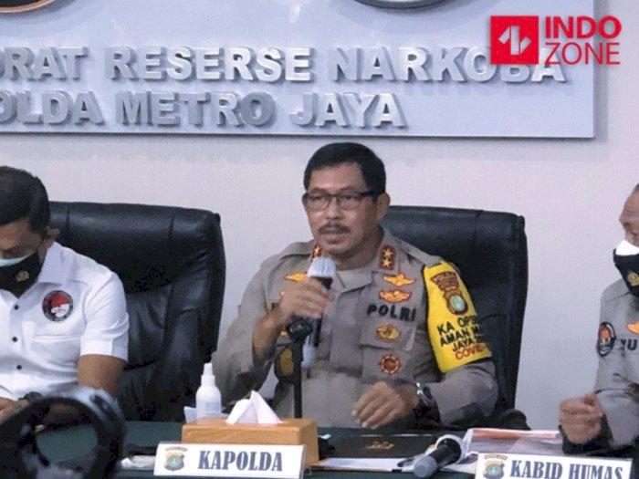 Polda Metro Sudah Identifikasi Penggerak Perusuh Demo Omnibus Law Jakarta