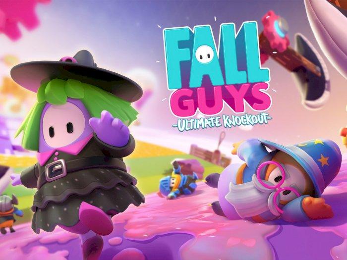 Developer Game Fall Guys Ingin Tahu Level yang Paling Dibenci Pemain!