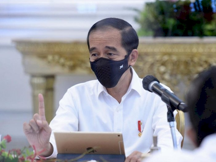Minta Komunikasi Soal Vaksin Covid-19 Diperbaiki, Jokowi: Nanti Kayak UU Cipta Kerja