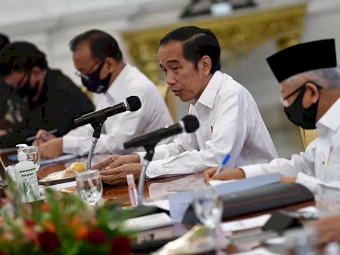 Presiden Jokowi Sebut Vaksin COVID-19 Gratis Bagi Rakyat dan Akan Jadi Urusan Menkes