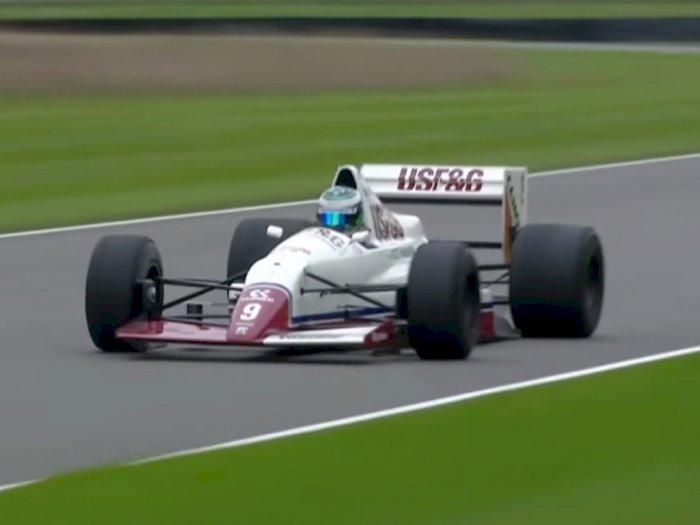 Mobil F1 Klasik Arrows A11 Ini Pecahkan Rekor di Event Goodwood Speed Week 2020!